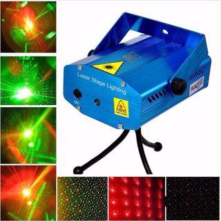 Proyector LED láser