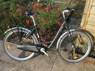 Bicicleta paseo Elops 740