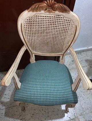 Conjunto de 10 sillas comedor