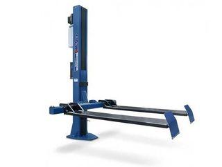 elevador 1 columna 1000 kg para quad y tractor