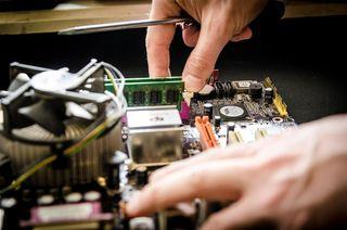 Recojida ordenadores rotos a domicilo