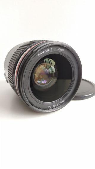 Canon 35mm f1.4 L USM