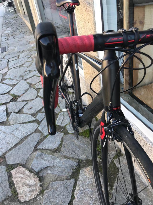 Bicicleta Scott speedster