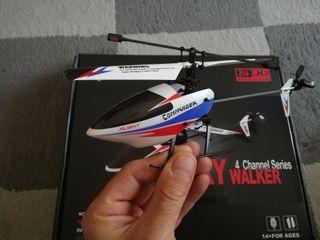 helicóptero rc