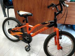 """Bicicleta Monty 104 18 """""""
