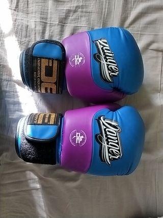 guantes de boxeo Danger 14 Oz