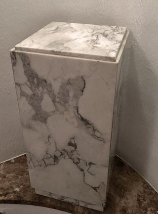 Columna de marmol
