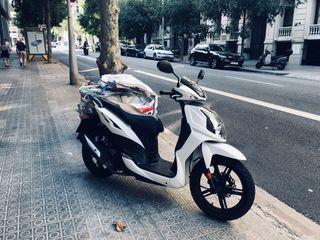 Scooter 125 Sym symphony SR