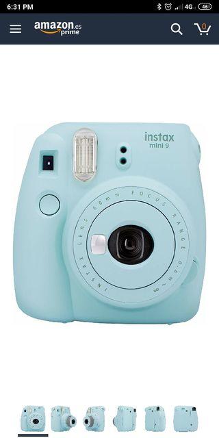 Fujifilm Instax Mini - Cámara instantánea