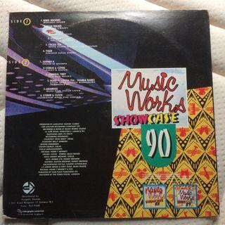 DISCO VINILO MUSIC WORKS 90 REGGAE LP