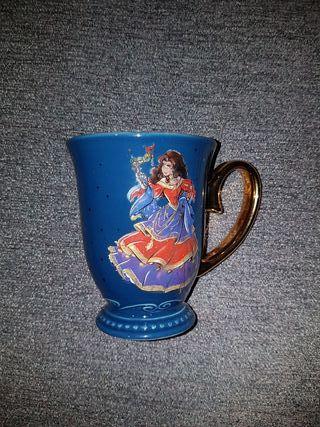 Taza Esmeralda Disney Store shop designer muñeca