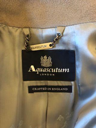 Aquescutum Coat Designer