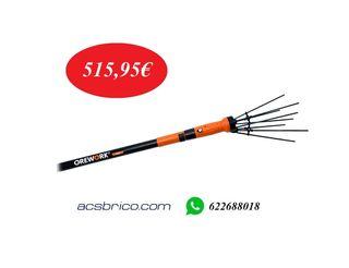 Vareadora Aceitunas 600W - 12V