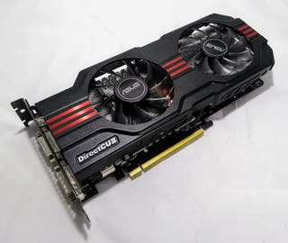Asus GTX 560 Gddr5 1Gb Tarjeta Gráfica Nvidia