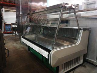 vitrina expositora refrigerada carniceria