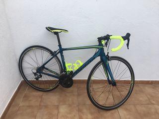Bicicleta Merida Scultura 5000 talla XS de carbono