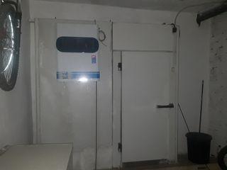 Cámara frigorifica industrial