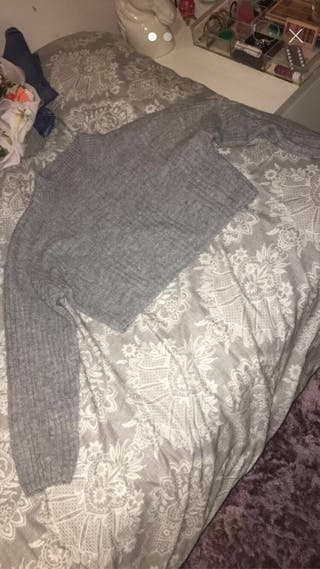 Jumper crop top size small