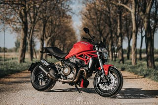 Ducati Monster 1200 08/2016