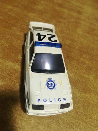 Scalextric ford sierra Hornby hobbies police