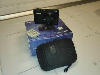 Canon S95. Cámara compacta.