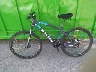 Bicicleta de montaña Rockrider 520