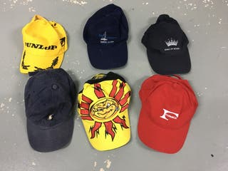 Lote de gorras