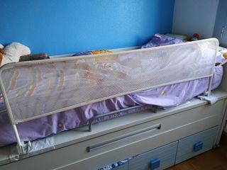 Barrera para cama