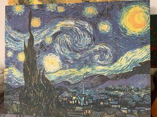 Cuadro Van Gogh Noche estrellada