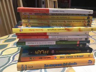 Lote de 15 libros infantiles