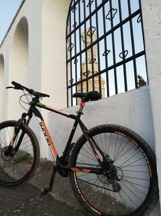 Bicicleta de montaña Indur