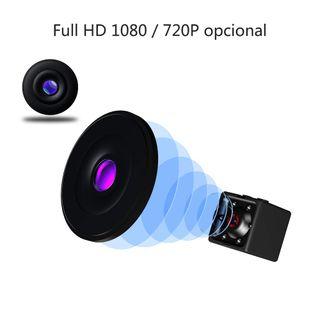 Mini Cámara Espía Full HD 1080P Cámara Portátil