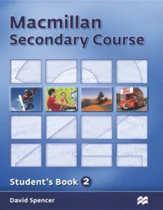 Libro inglés ESO Macmillan Secondary Course NUEVO