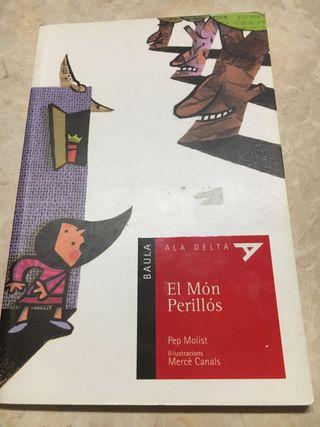 Libro académico de primaria El Món Perillós