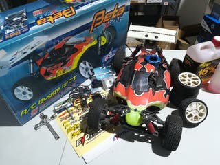 BUGGY RC 1/8 BETA X-ONE