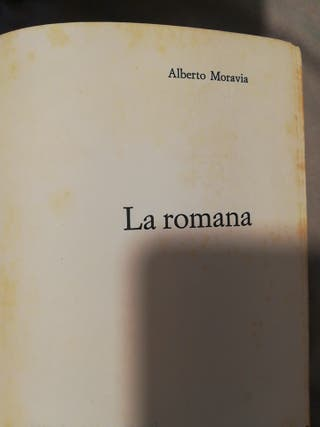 La romana - Alverto Moravia