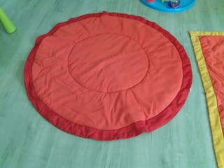 alfombra habitación bebé
