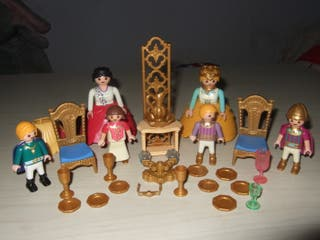 Lote playmobil reyes