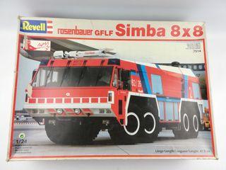 SIMBA 8X8 1/24 REVELL