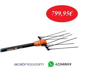 VAREADORA ACEITUNAS V50 - 600W - 12V - PROFESIONAL