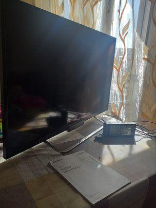 televisor Sony .Smart tv, HD ,pero pantalla rota