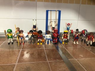 Playmobil deportistas