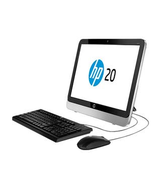 Se vende all in one hp 20