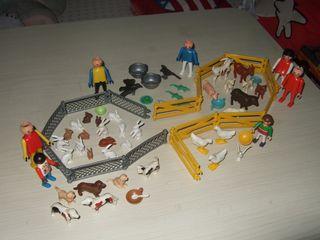 Lote playmobil granja