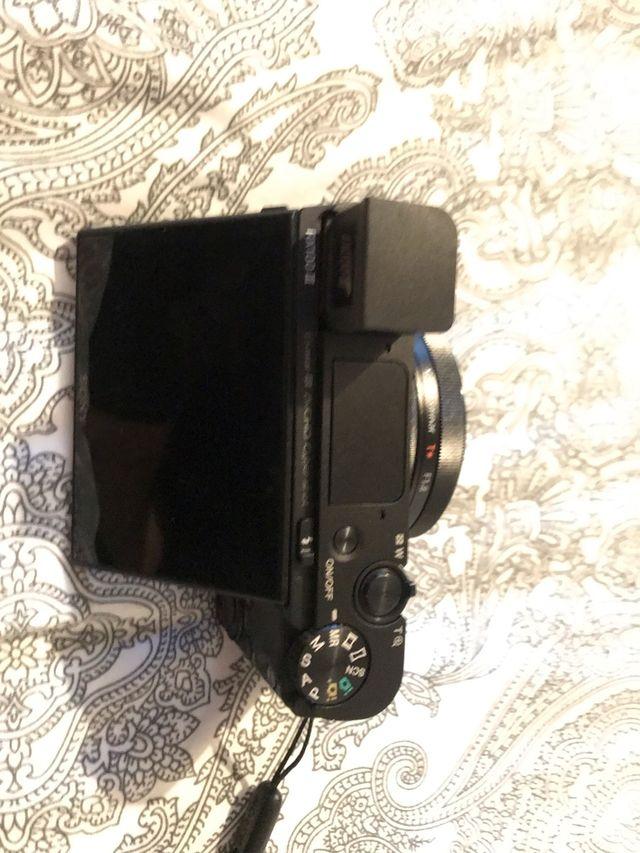Sony camera rx100m3
