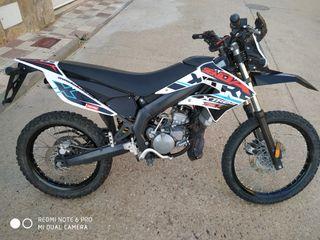 Moto DERBI SENDA X TREME 50