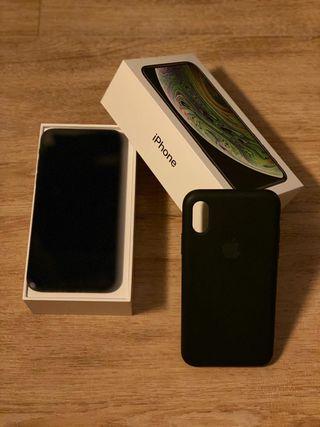 IPhone XS 256G + funda original.
