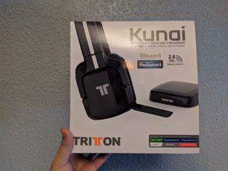 Tritton Kunai Wireless Stereo PS3,4/PC/Xbox360/Wii