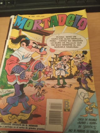 Cómic Mortadelo 1991