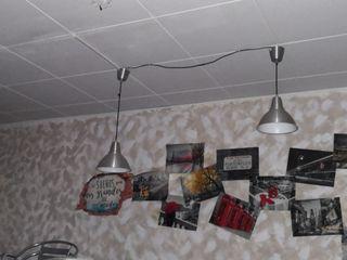 8 lámparas de techo